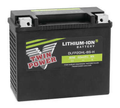 Twin Power Lithium-Ion Batteries YTX20L-BS DLFP20HL-BS-H