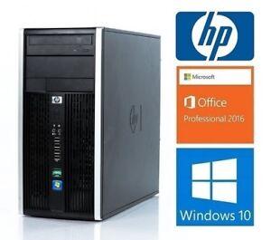 HP 6005 pro: Phenom II, 4 cores B95: 3.0GHZ,8GBRAM, HD500GB:160$