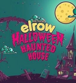 Elrow Haunted House Edinburgh Tickets