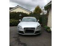 Audi TTS 2.0 TFSI Quattro 3dr, Bose speaker system, full leather, tiptronic semi-automatic gearbox