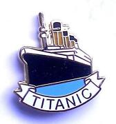 Titanic Badge