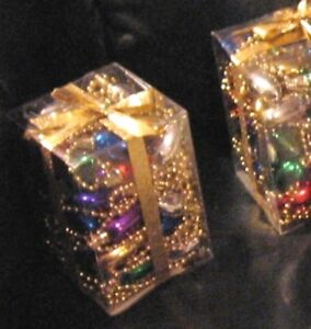 2 PACKAGES OF NEW MINI CHRISTMAS LIGHTS.