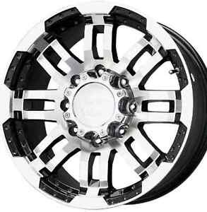 WINTER RIMS TIRES FOR CHEVY GMC TRUCKS AND SUVS