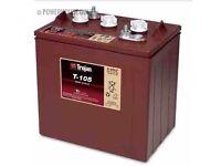 Battery - Trojan 6v 225ah (Wet) FOR SALE