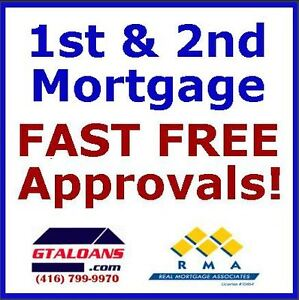 Fast, Easy, FREE Pre-Approvals: Purchase or Refinance in the GTA