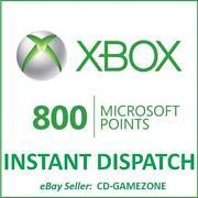 800 Microsoft Points