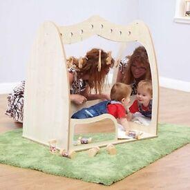 Baby Wooden Sensory Centre