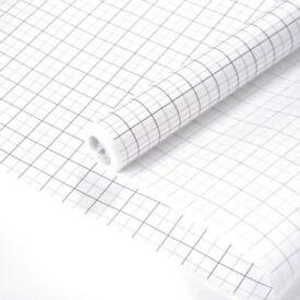 2 Roll's of dressmaking patern paper 80cm x 15 m New in box