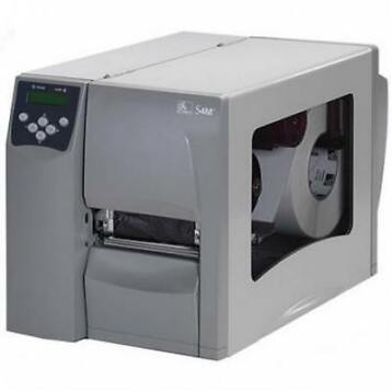 Zebra S4M Thermal Transfer Label Printer USB