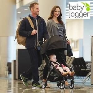 NEW BABY JOGGER CITY STROLLER 1980070 206905060 CITY TOUR ONYX COLOUR