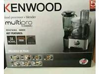 New boxed kenwood multipro classic