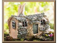 Fairy Log House