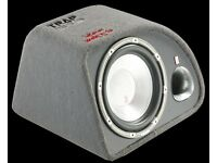 "FLI Trap 12"" 1200 Watt   Active Sub   Amp   Barely Used"