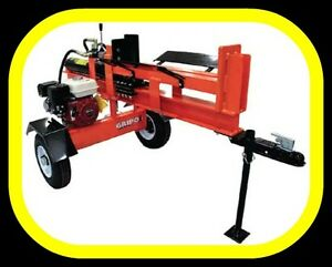 Gripo 2 way log splitter, Honda Powered, Made in CANADA, ON SALE