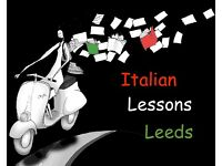 Italian lessons with graduate Italian native speaker
