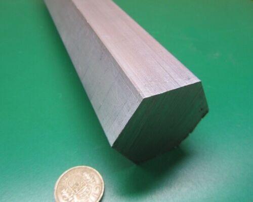 "2024 Aluminum Hex Rod 2.00"" Hex x 3 Ft Length"