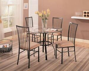 Free Delivery In Edmonton -Amazing Prices Dining Room Table Set