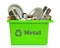 Drew Recycle - RECYCLING YOUR METAL FOR FREE!!!