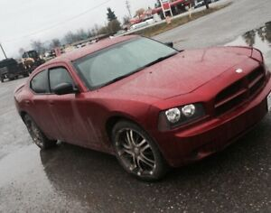 2007 Dodge Charger 3.5 high output Sedan