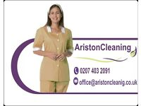 Ariston Cleaning, Housekeeping, Regular Cleaning, Domestic, End of Tenancy and Office Cleaning