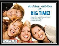 PartyLite Sampling & Opportunity!