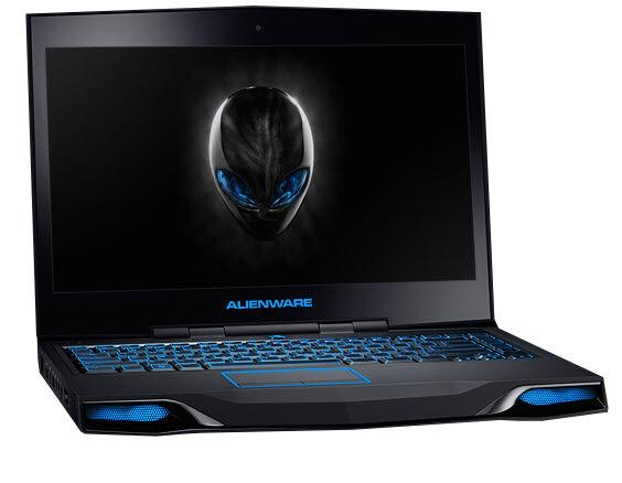 Gaming Laptop - Alienware M14x R2