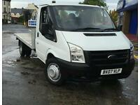 Ford transit flat bed recovery
