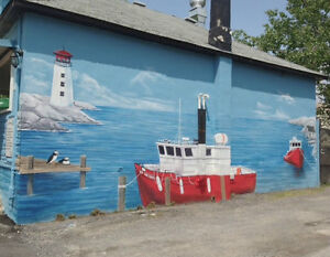 *** Wall Murals, Custom Signs , Decorative Painting *** Ottawa Ottawa / Gatineau Area image 2