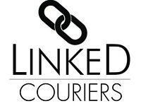 LINKED COURIER ENFIELD (£700 +) OWNER DRIVERS POTENTIAL WEEKLY EARNINGS