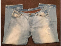 "Burton Men's Jeans 40"" Reg cost £45 Bought wrong size Burton Men's Jeans 40"" Reg cost £45"