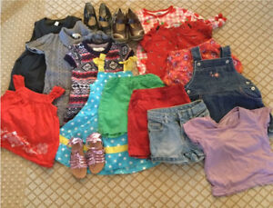 2 yr clothing, $15 for everything