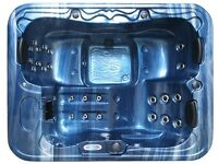 Hot Tub, Spa, Jacuzzi, H2O 500 series, Unbeaten On Price Guaranteed!! Mp3/LED Lighting.