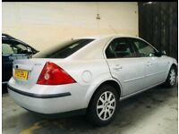 Ford Zetec Automatic 2.0 2002