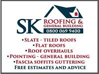 SK ROOFING AND GENERAL BUILDING .