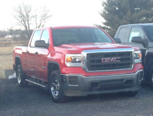2014 GMC Sierra 1500 Crew 4x4 - Red