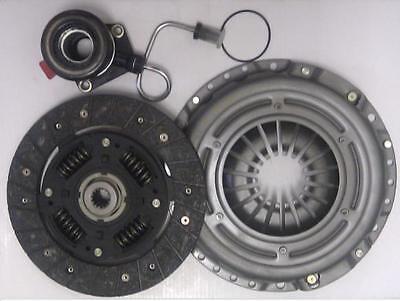 Vauxhall Corsa 1.0 12V C 00-06 New Clutch Kit & Slave Cylinder Bearing