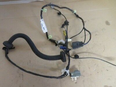 ASTON MARTIN DB9 VIRAGE 2011  BOOT LID TRUNK WIRING LOOM HARNESS 8G43-14A227-BB
