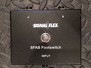 SFAB Footswitch