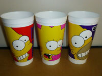1993 Homer Simpson collectors KFC cup - only Homer cup left : )