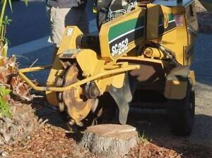Stump Grinding & Stump Removal Perth