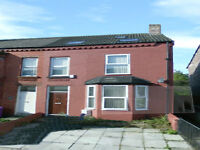 Liverpool, Spacious, 4 Bedrooms, Housing Benefit Claimants Accepted, No tenancy Deposit Required.