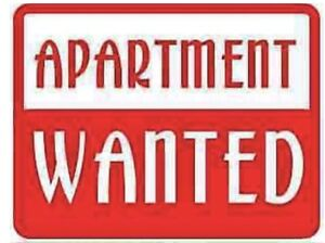 EMPLOYED COUPLE LOOKING FOR BACHELOR OR ONE BEDROOM APT SEPT 1ST
