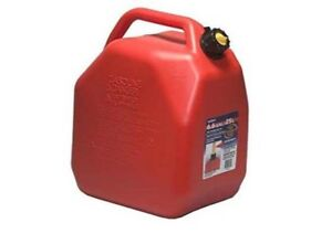 25L (6.6 Gal) Scepter Jerry gas can / gas tank - Bidon à essence