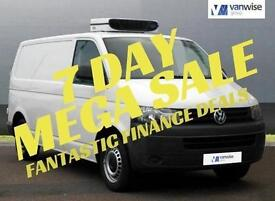 2011 Volkswagen Transporter T26 TDI Diesel white Manual