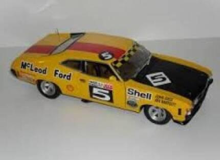 1:18 Autoart John Goss/ Kevin Bartlett 1973 XA Falcon GT Hardtop