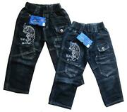 Boys Elasticated Waist Jeans