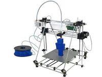 3D Printer As New
