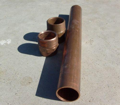 4 Copper Pipe Ebay