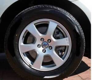 4 X 17INCH VOLVO XC60 2015 ALLOY WHEELS SET OFF DEMO A1 CLEAN Georges Hall Bankstown Area Preview