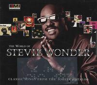 Stevie Wonder - The World Of Stevie Wonder 4-CD Set